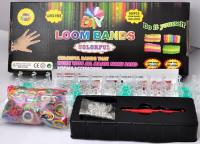 Loom Bands: комбинация пользу кого плетения браслетов