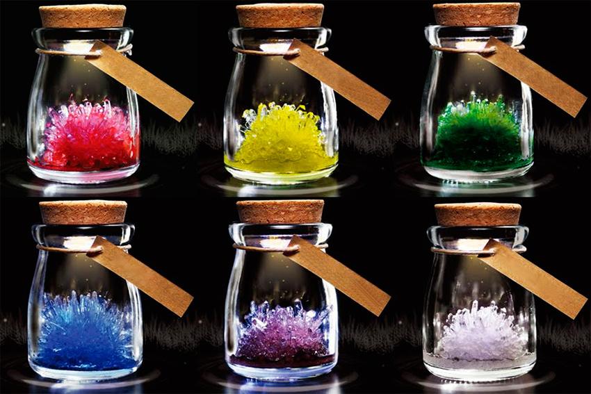 Набор выращивание кристаллов в домашних условиях