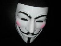 Маска Анонимуса (Гая Фокса)