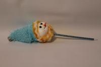 Ручка снеговик