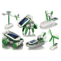 Робот-конструктор 6 в 1