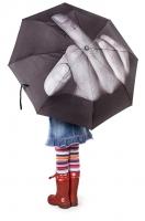 "Зонт ""Fuck дождю"""