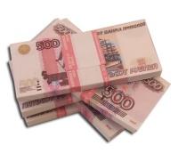 Сувенирные деньги, купюры в 000 руб